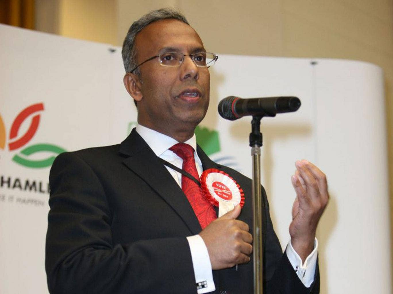 Lutfur Rahman was elected as an independent mayor after being dumped by Labour