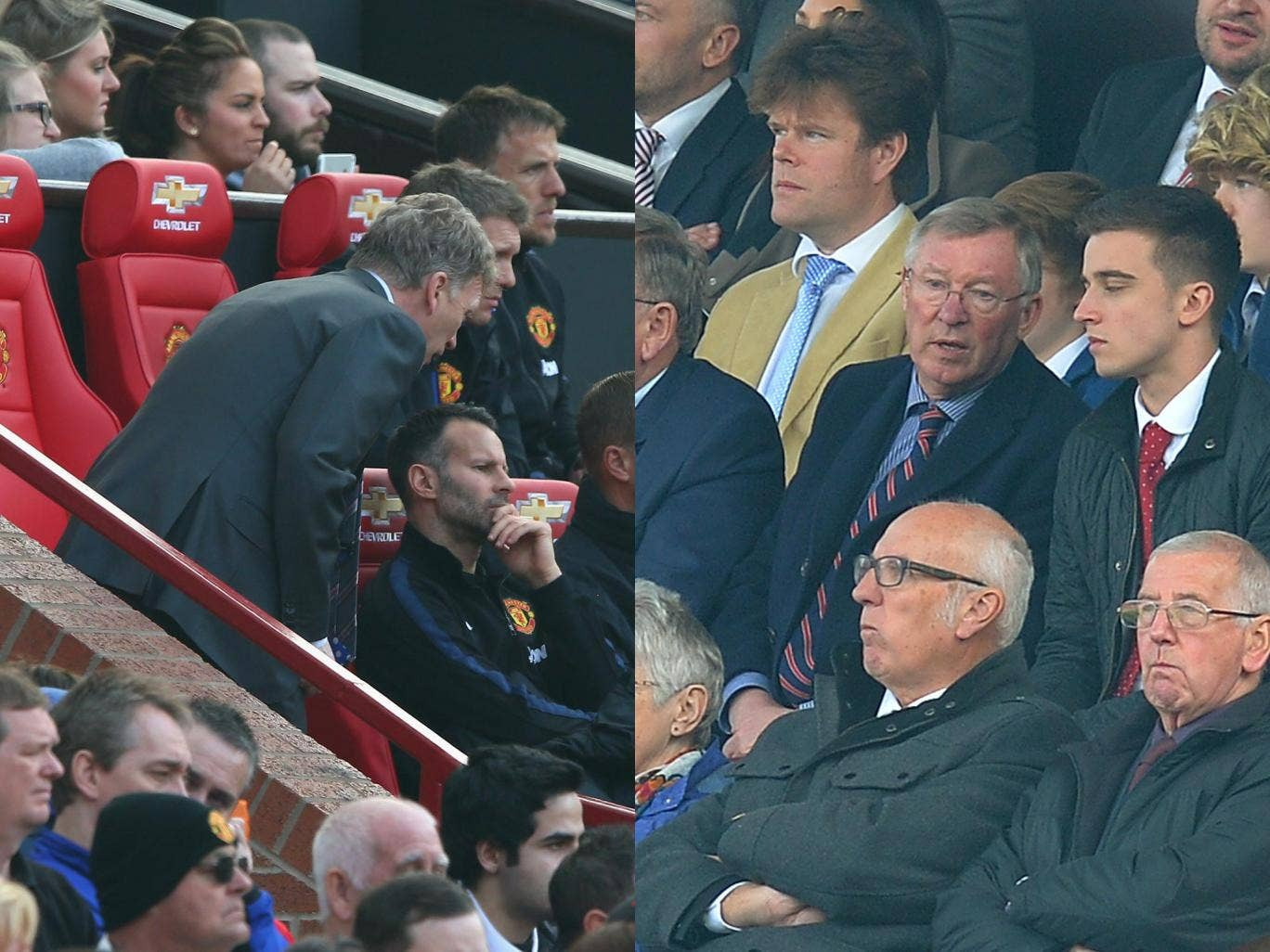 David Moyes will have a direct line built into his chair at Old Trafford to maintain communication from Sir Alex Ferguson