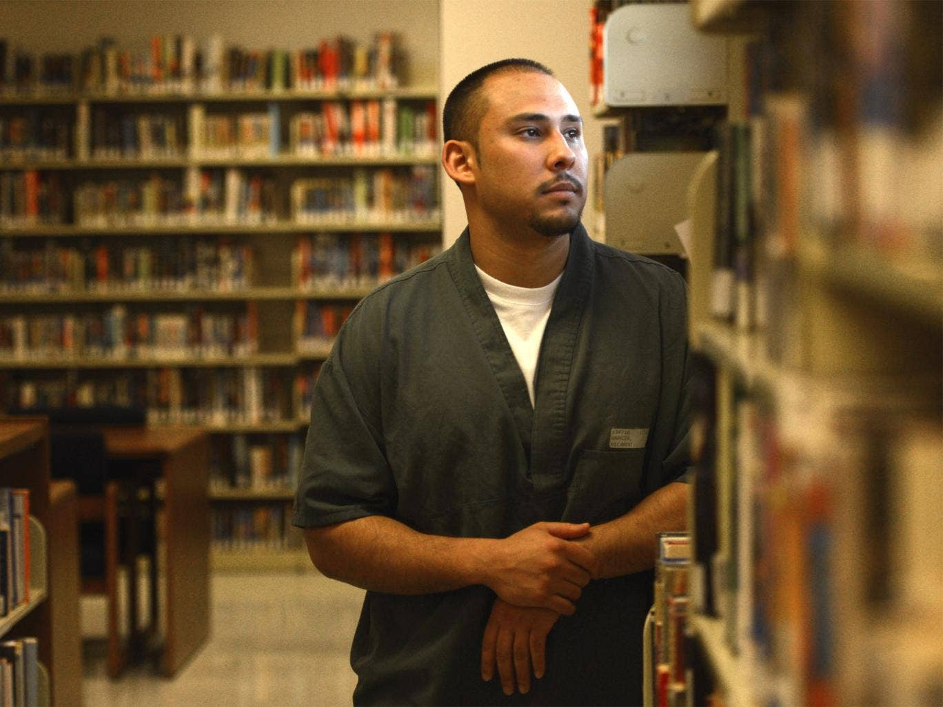 Fresh chapter: The Big Book Share gives prisoners an element of normality
