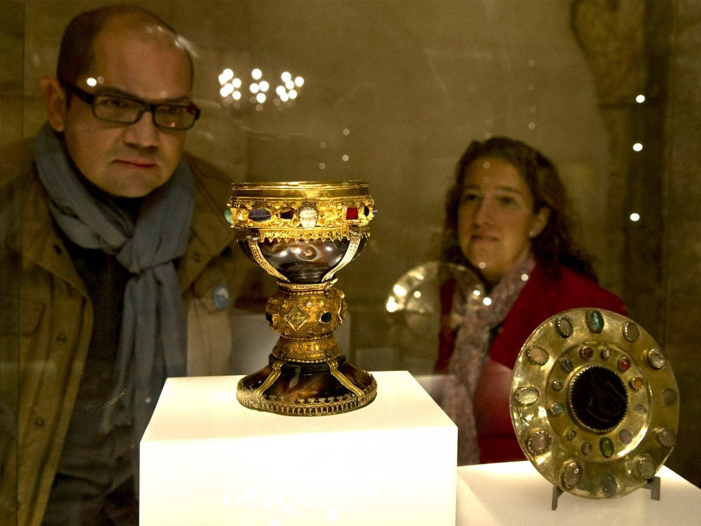 Cup fever: the goblet that two Spanish historians claim is the Holy Grail