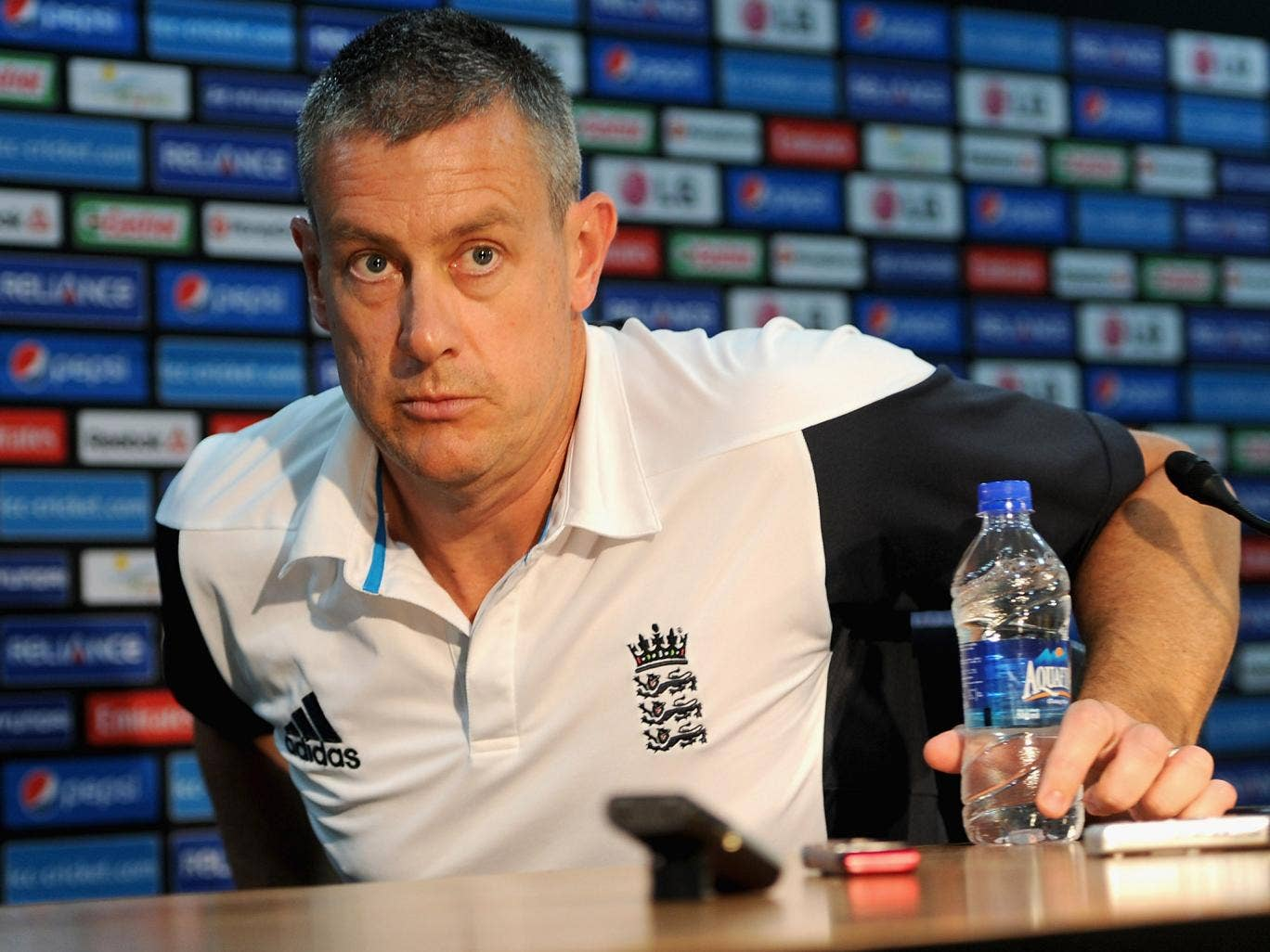 Ashley Giles may have to seek alternative employment