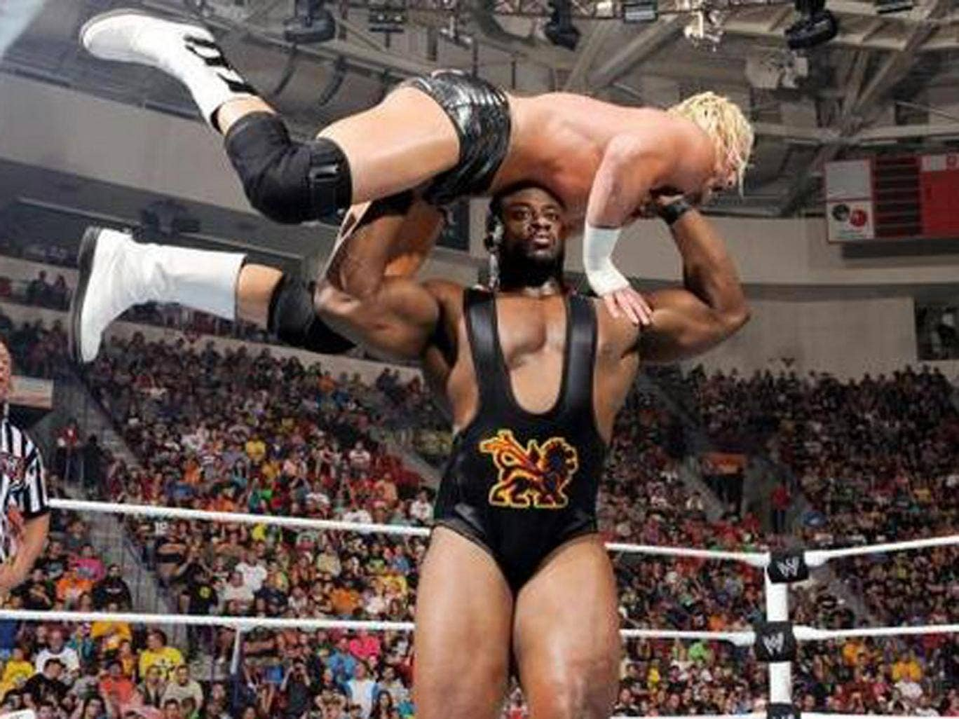 Big E Langston could use Wrestlemania to springboard his career