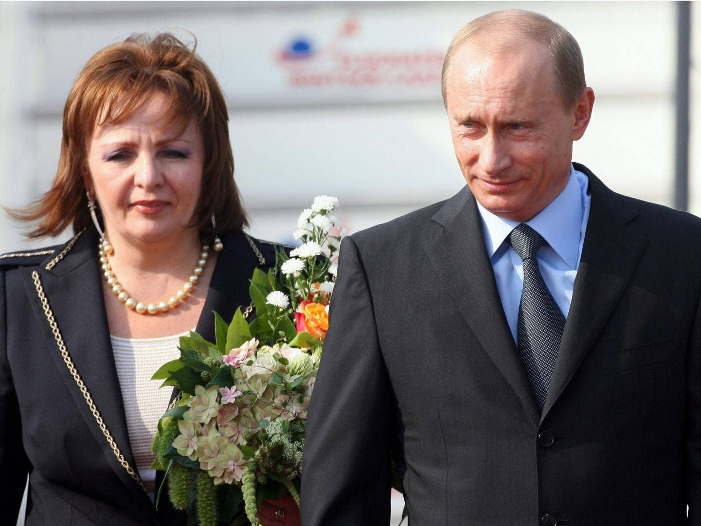The Kremlin announced today that the divorce of Russian President Vladimir Putin and his wife Lyudmila Putina was finalised today
