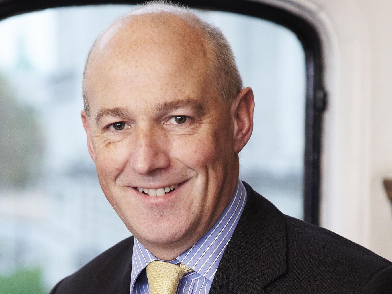 John Stevenson, MP for Carlisle