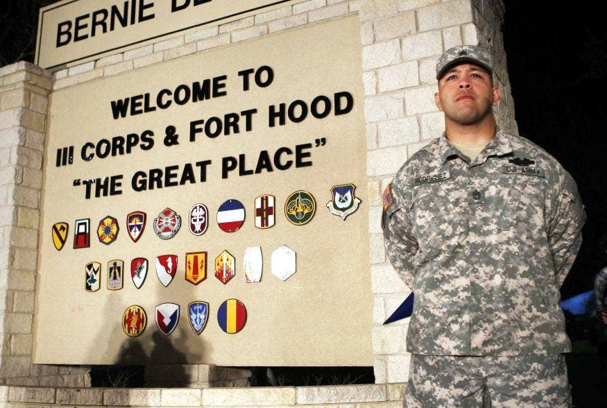 Four people were killed at the Fort Hood shooting