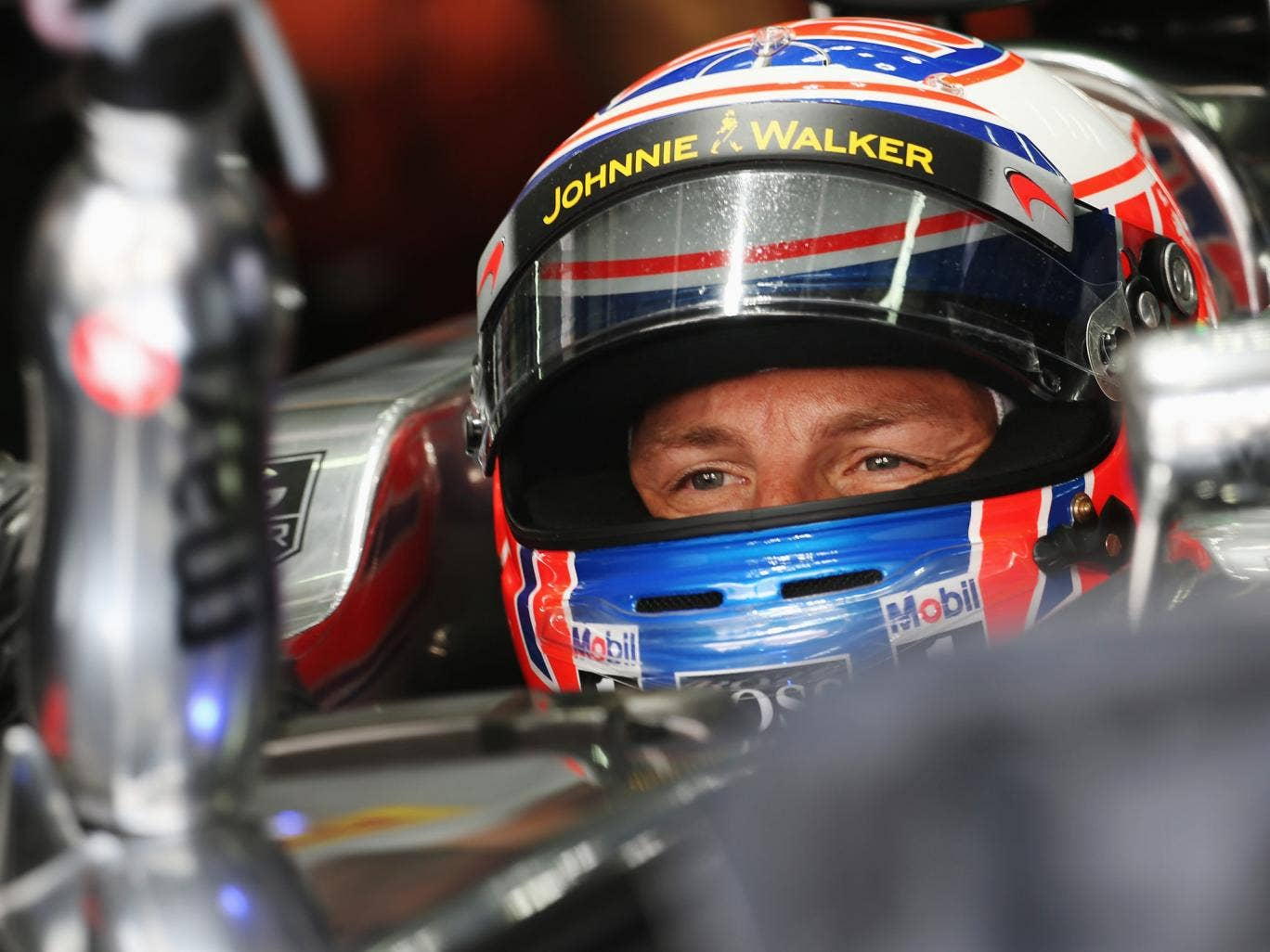 Jenson Button is now in his 15th season