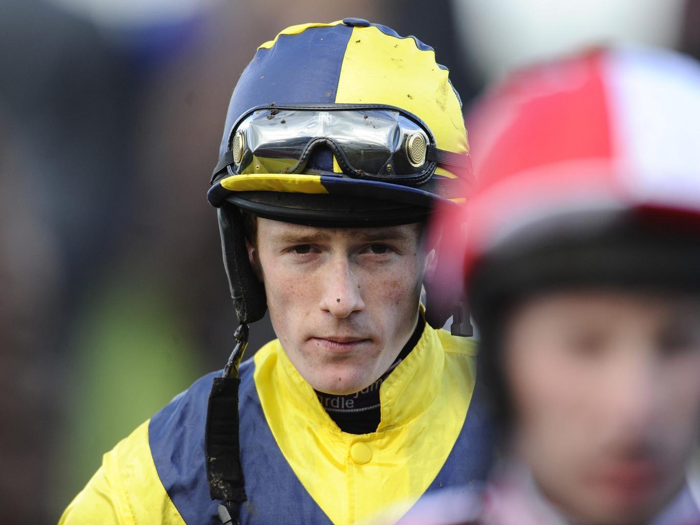 Sam Twiston-Davies will ride one of the favourites - Tidal Bay