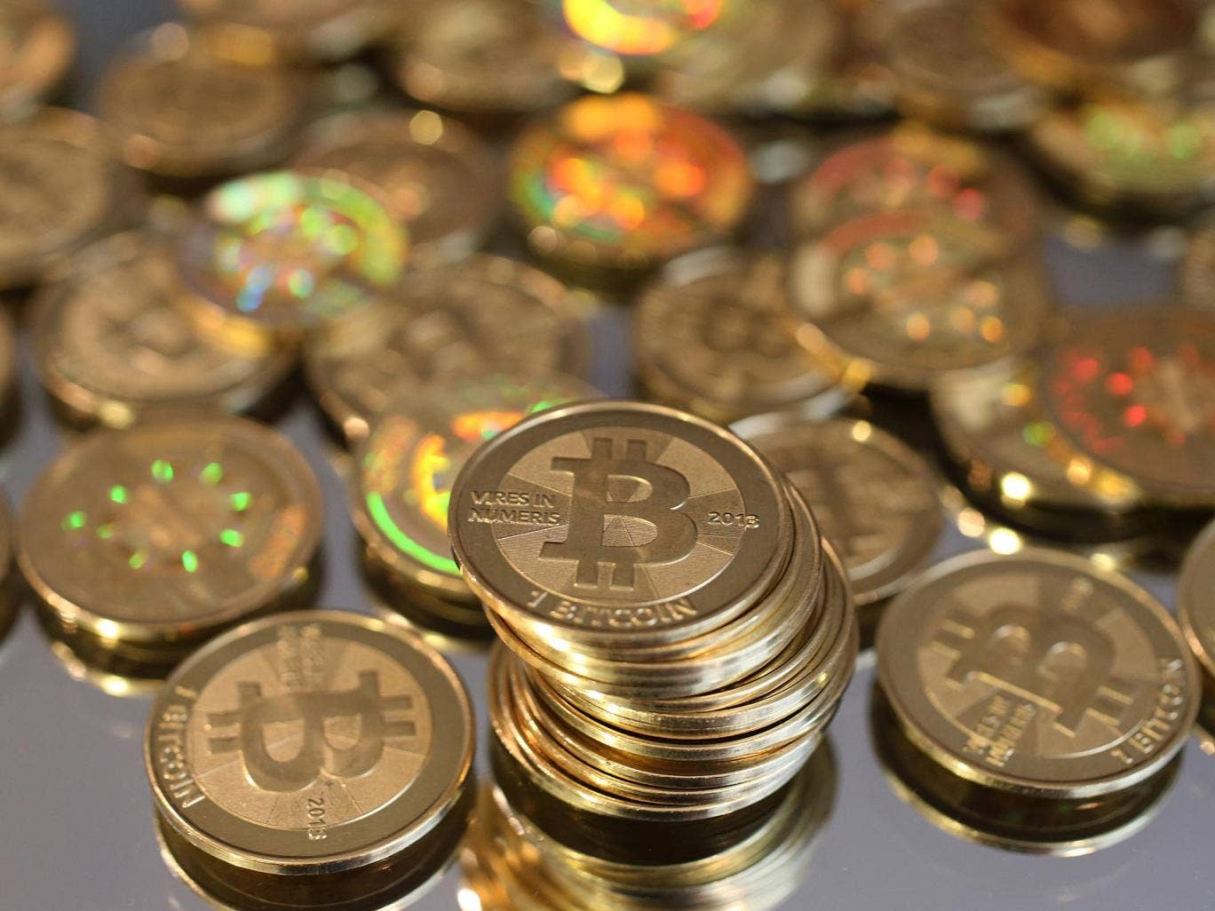 Bitcoin can be used on legitimate apps