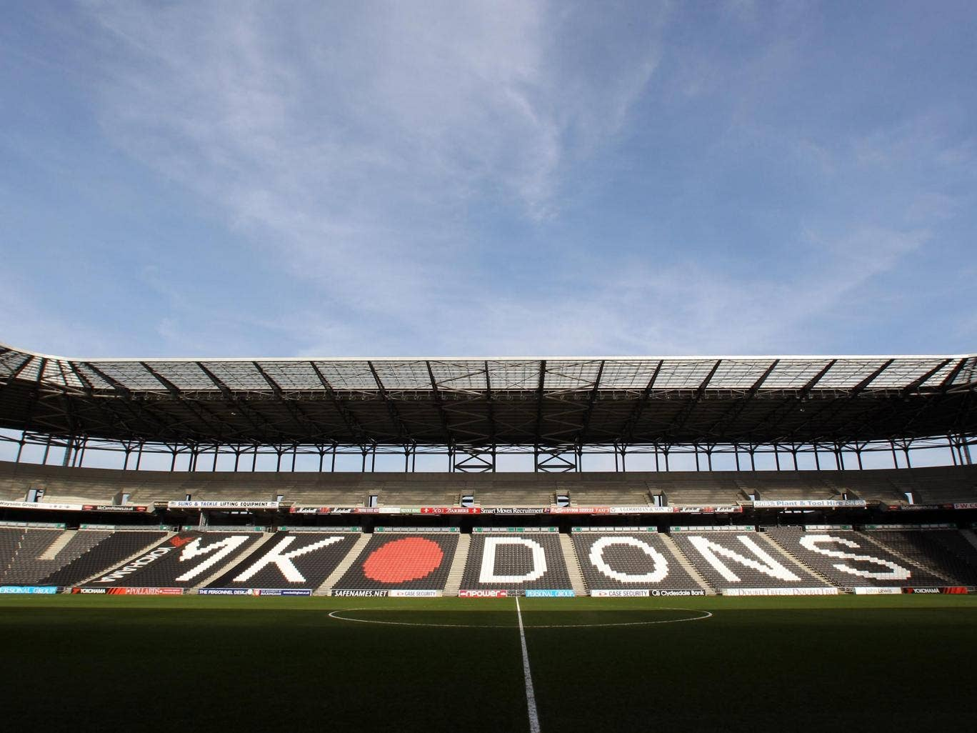 Tottenham could move to the stadiummk in order to redevelop White Hart Lane into a 56,000-seat venue