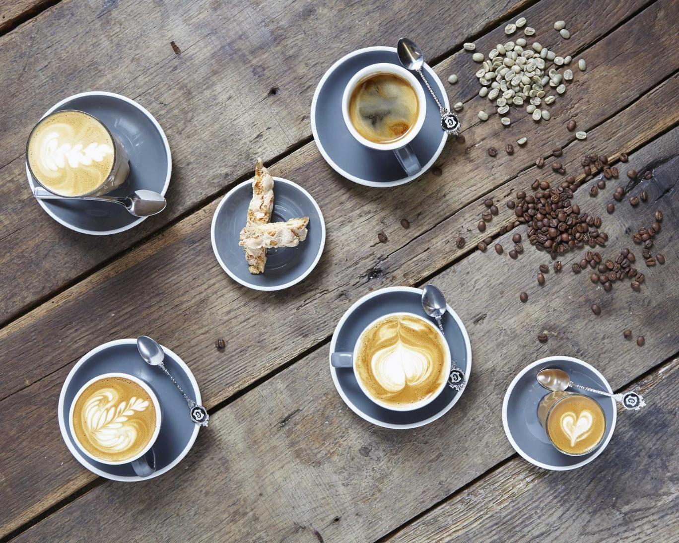 Trend setter: Coffee at Caravan Kings Cross