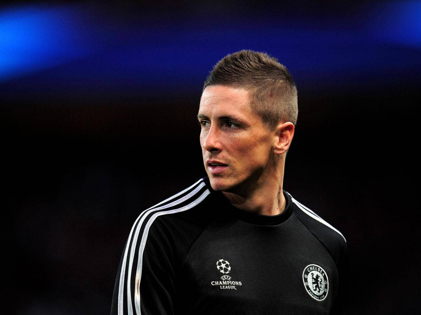 Fernando Torres of Chelsea has been on the receiving end of some criticism from his manager