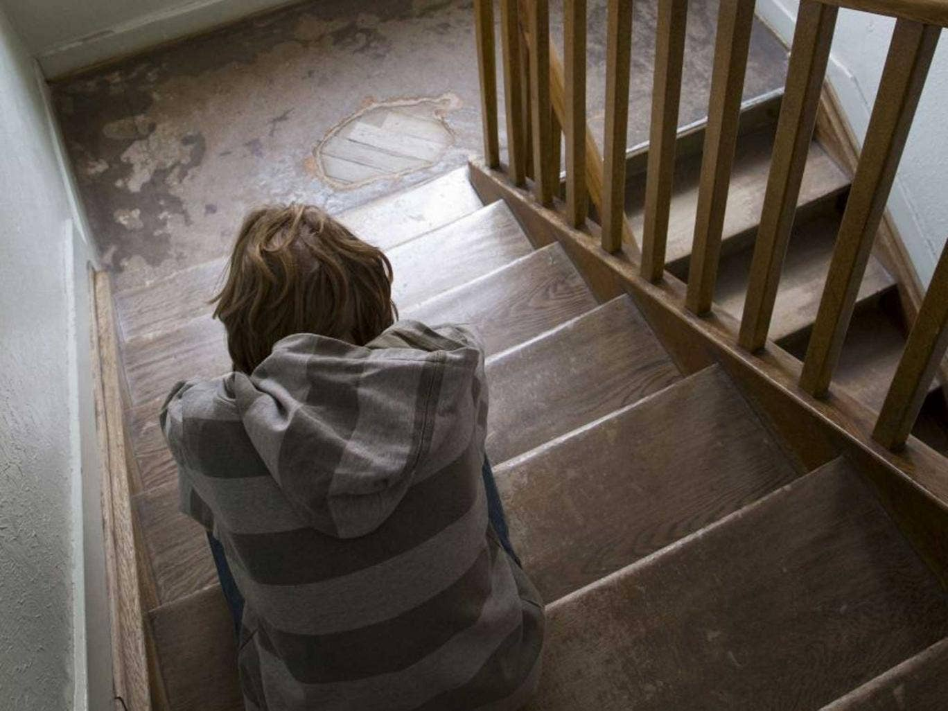 Two-thirds of rescued children go missing once they are back in care homes