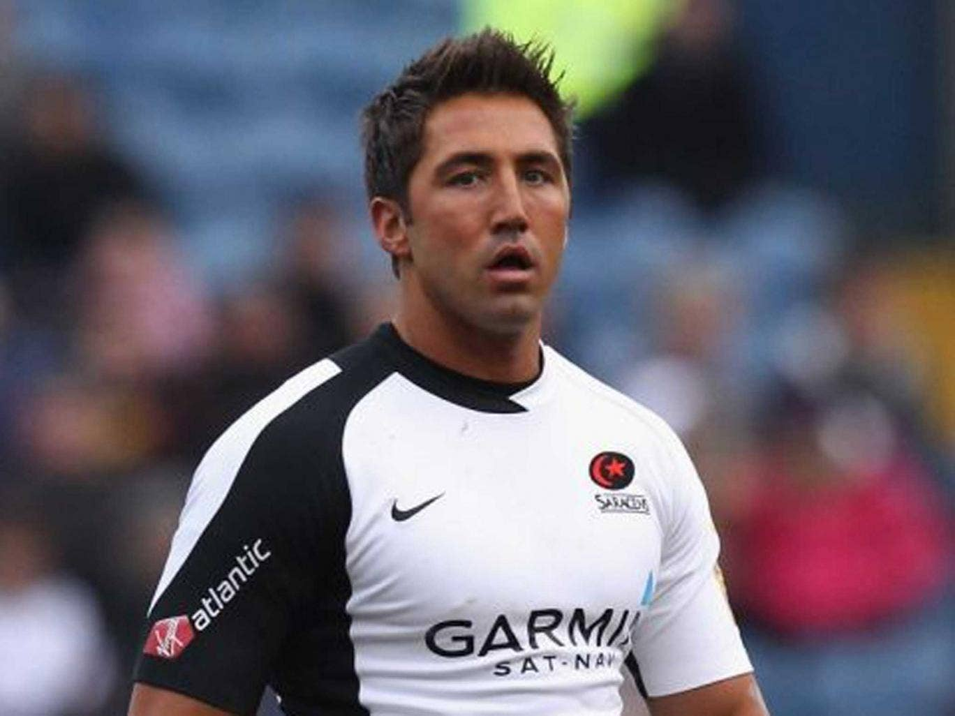 Gavin Henson will play in midfield