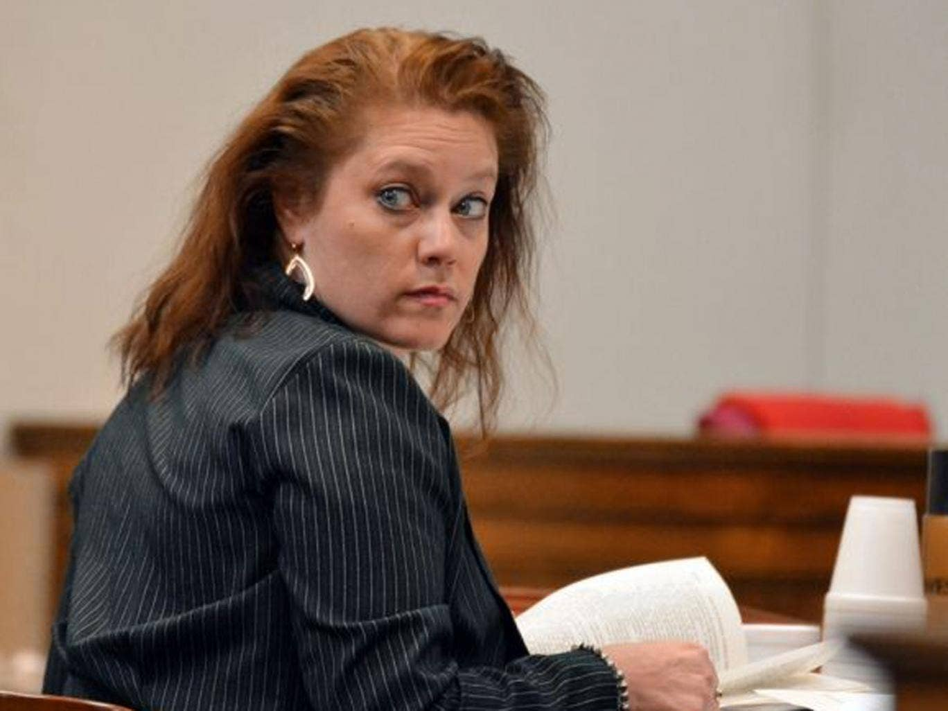 The former nurse must serve a minimum of 16 years in prison before she is eligible for parole