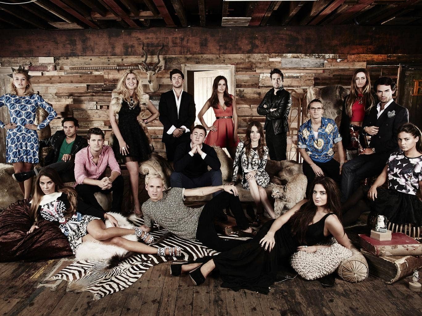 Look who's back, back again: Made in Chelsea season 7 starts on E4 on Monday 7 April