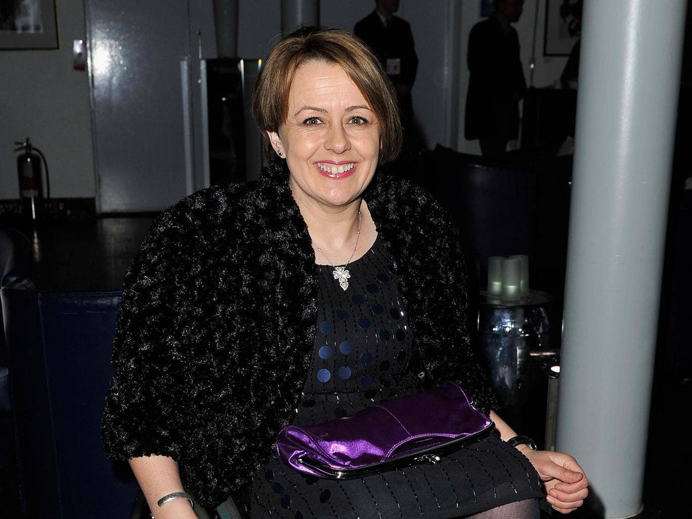 Paralympic gold medallist Tanni Grey-Thompson, said that lack of exercise leads to around 37,000 premature deaths a year in England alone