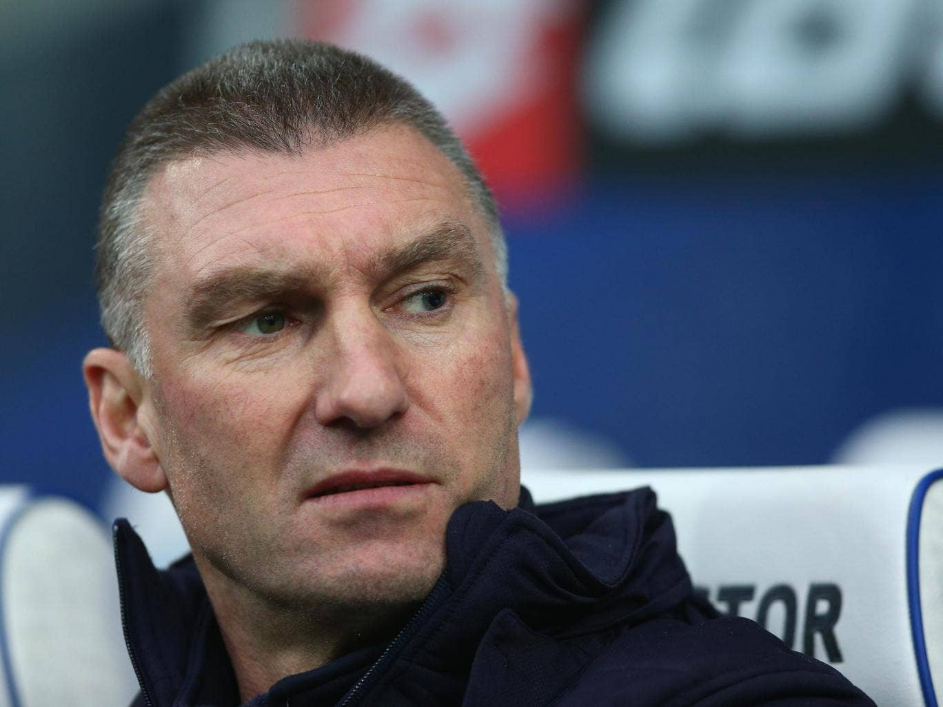 Leicester manager Nigel Pearson has warned his side against letting their Championship lead slip after the 4-1 home defeat to Brighton