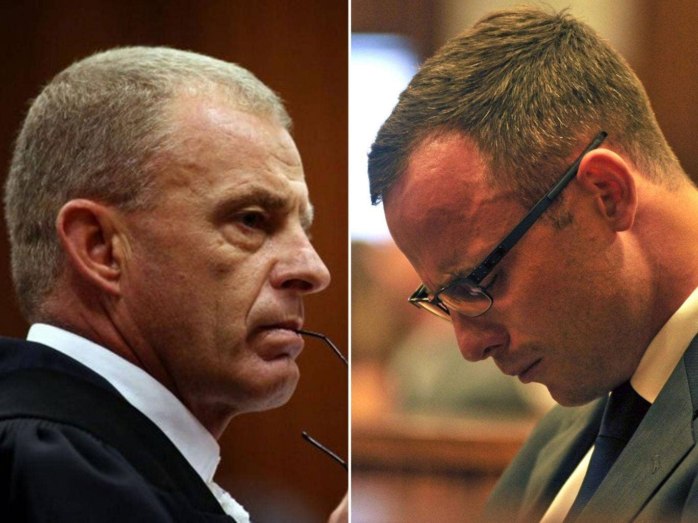 State prosecutor Gerrie Nel stunned the Oscar Pistorius trial when an image of Reeva Steenkamp's shot head appeared on courtroom television screens without warning as he cross-examined the athlete