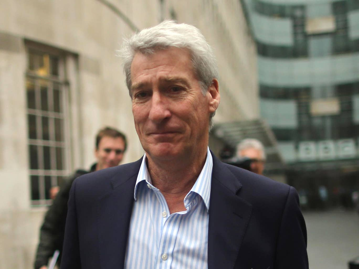 Not convinced by Paxman's Edinburgh Fringe booking? Neither is he