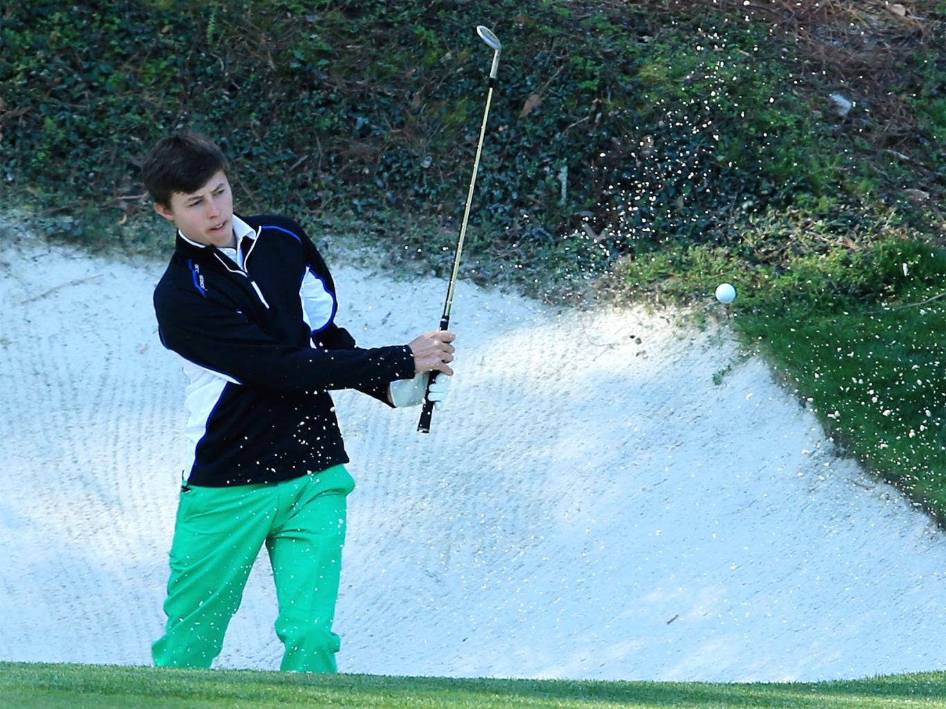 Matthew Fitzpatrick remains unawed by this week's event