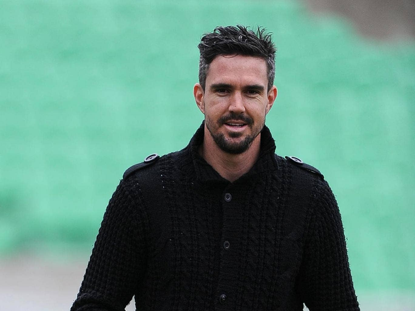 Kevin Pietersen has said in India that he regrets 'textgate' but does not rule out an England return
