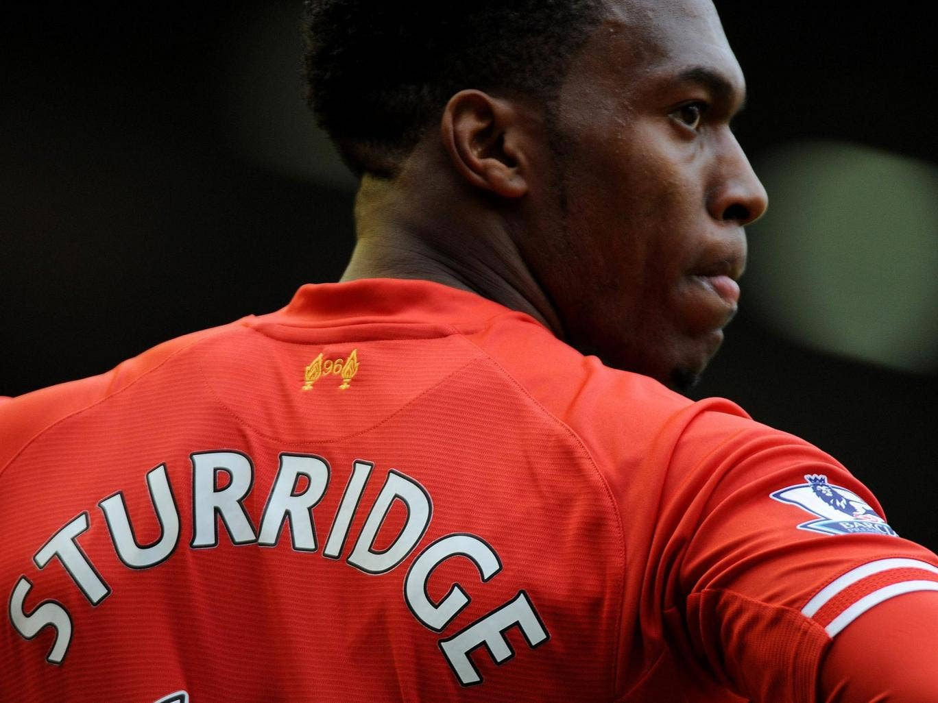 Daniel Sturridge has 20 goals in 25 Premier League games for Liverpool this season