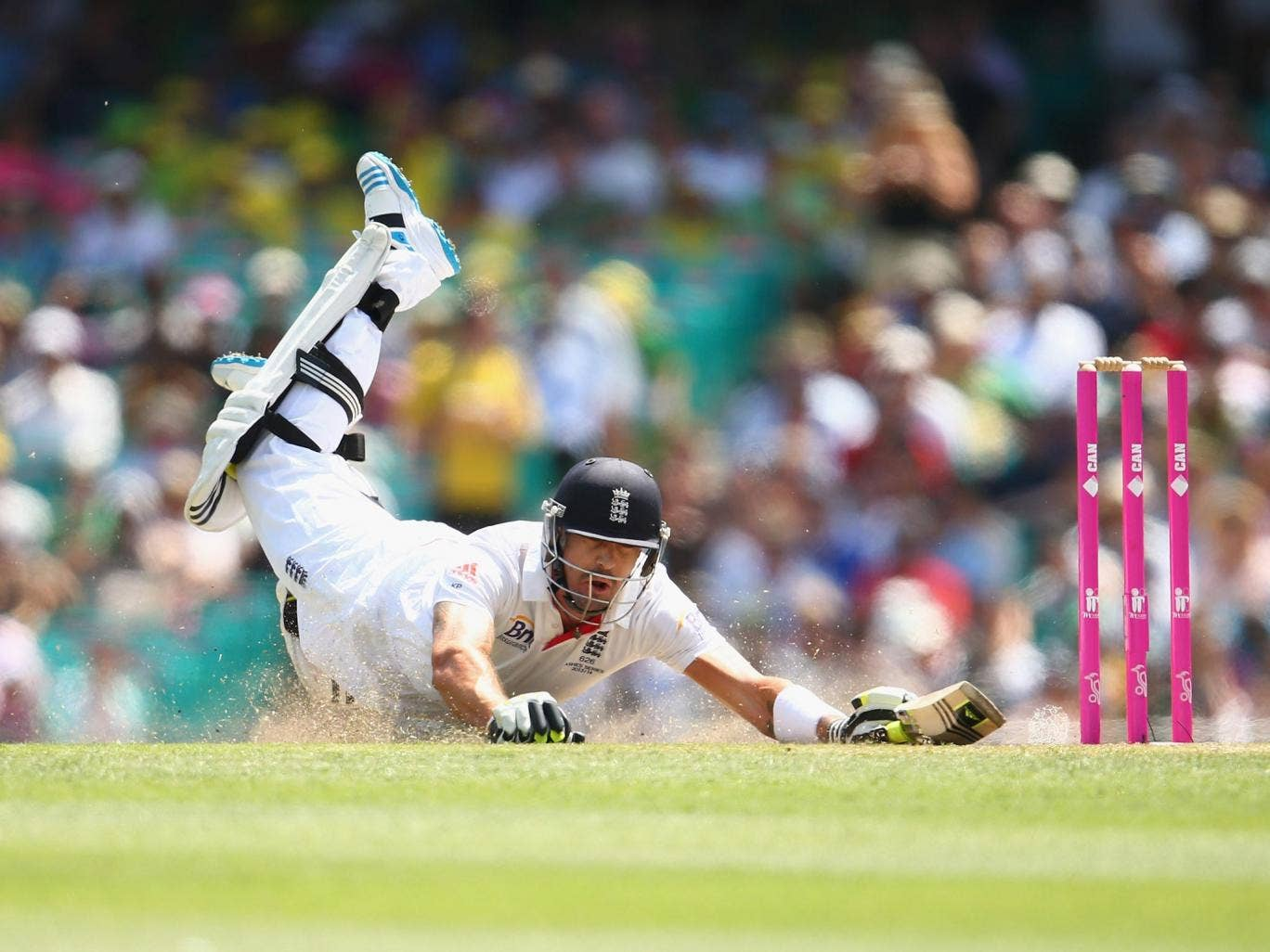 Kevin Pietersen admitted: 'I'm still hopeful of playing again for England one day'