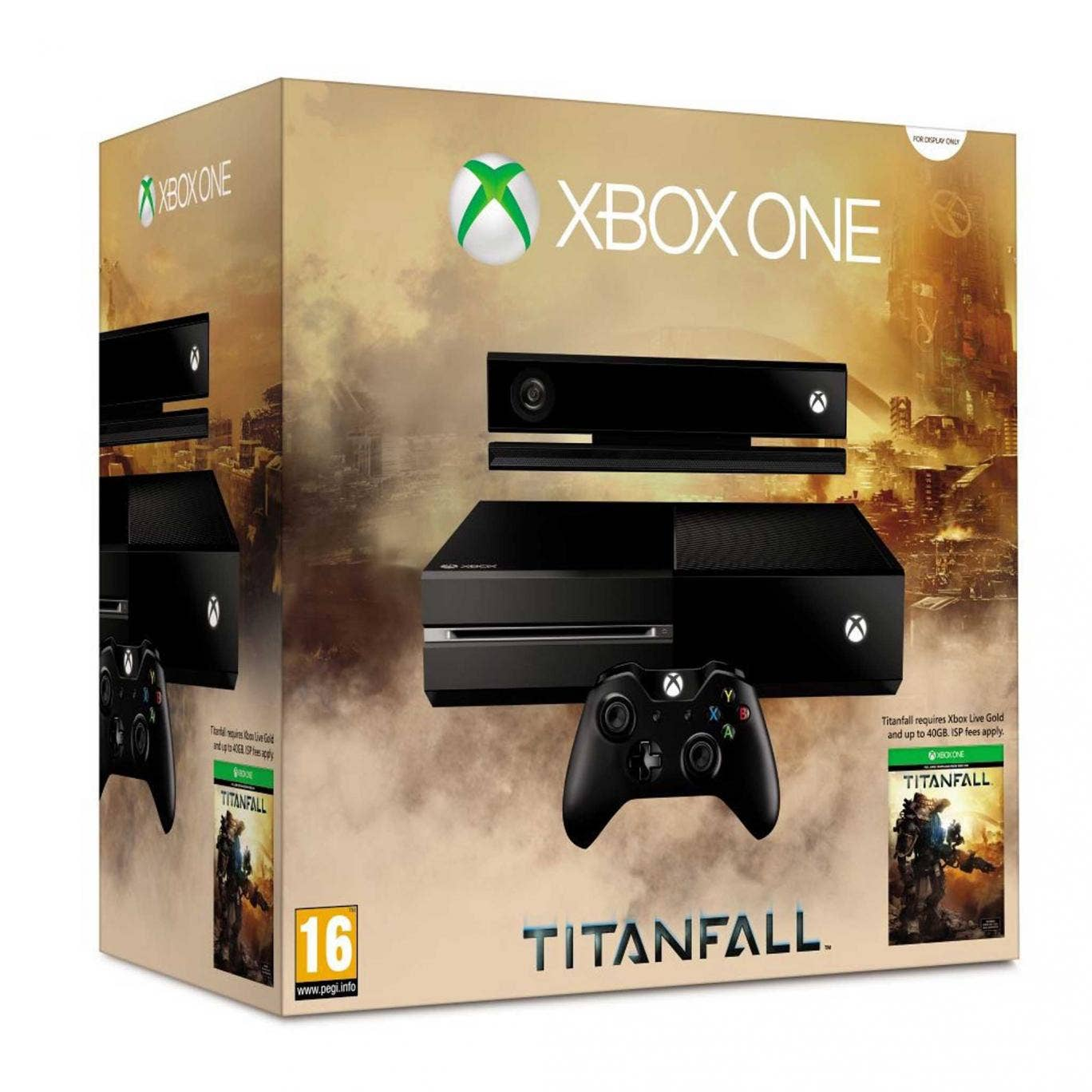 Robot reboot: the Titanfall Bundle is on sale at Asda for £349
