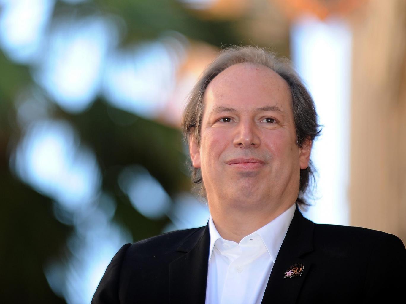 Legendary composer Hans Zimmer