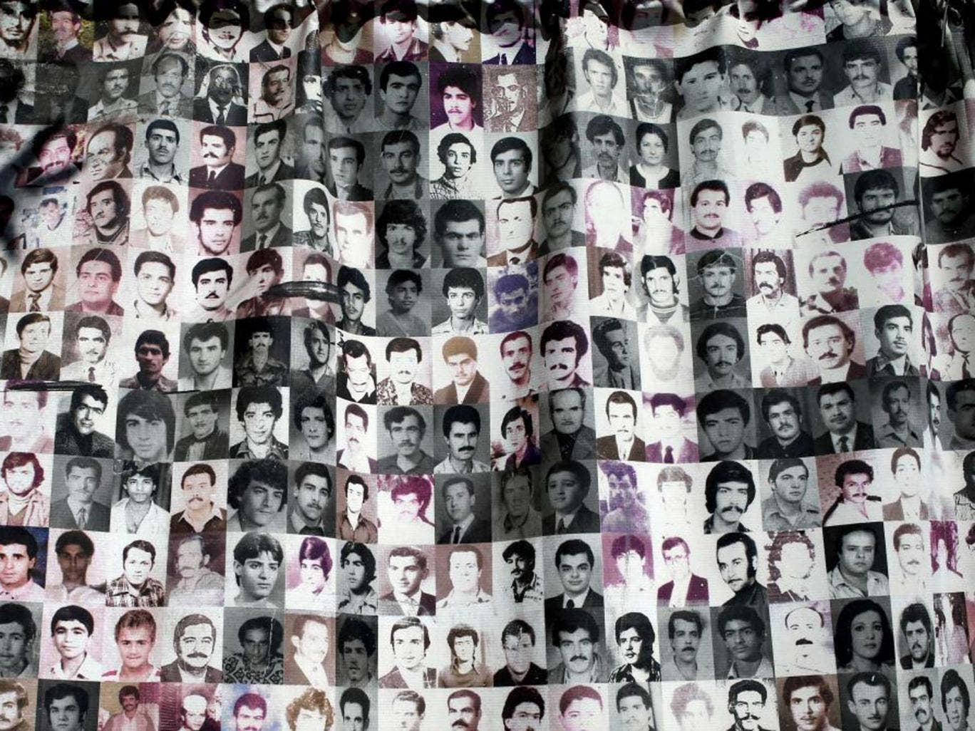 Fading Faces: Portraits of some of the thousands who have gone missing in Lebanon