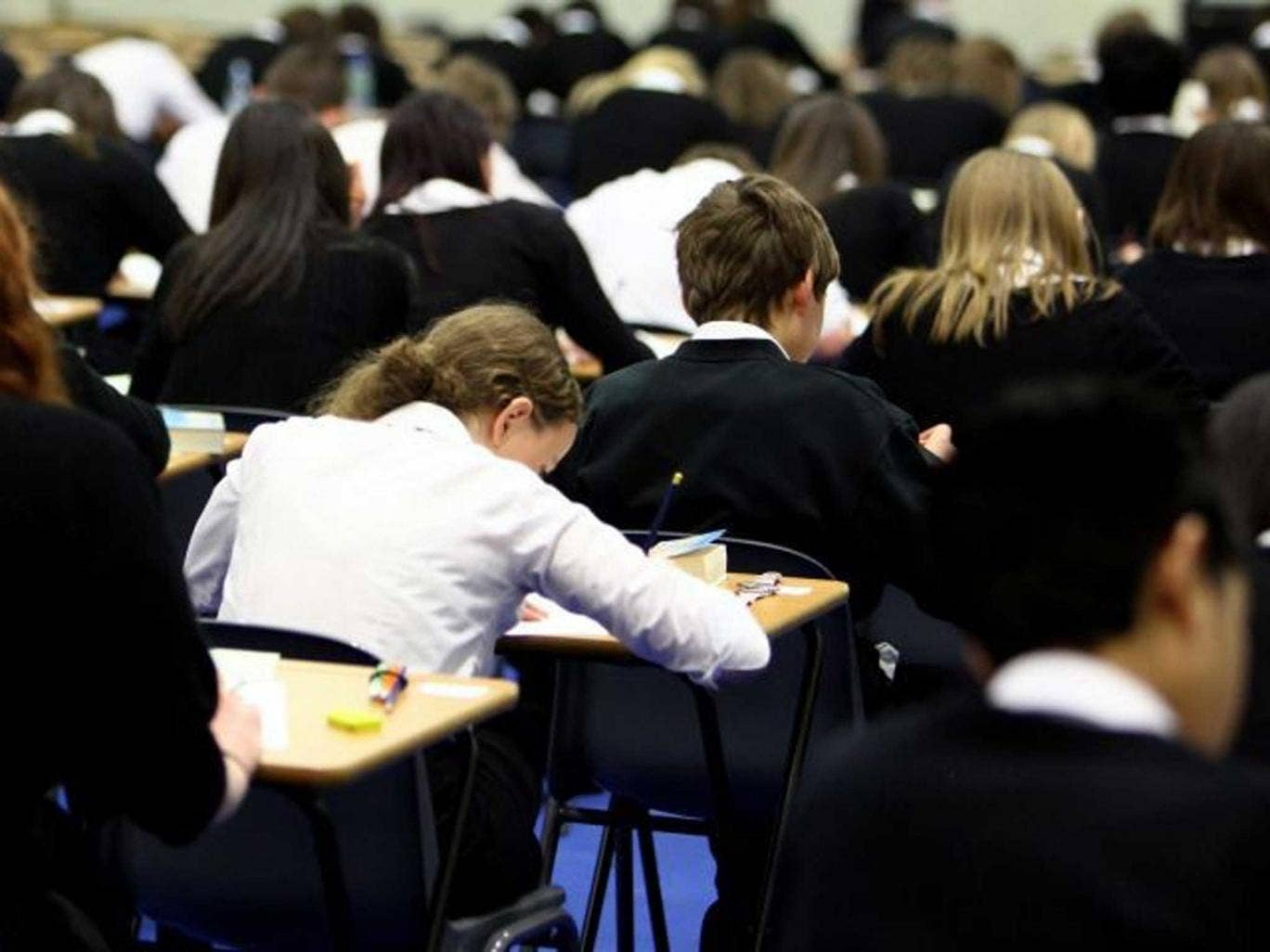 More than a third of teachers say they make pupils practice tests