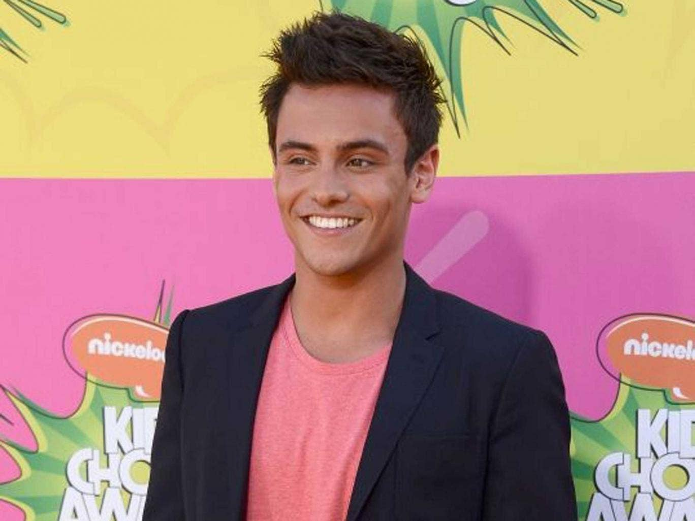 Tom Daley stars in Tom Daley Goes Global
