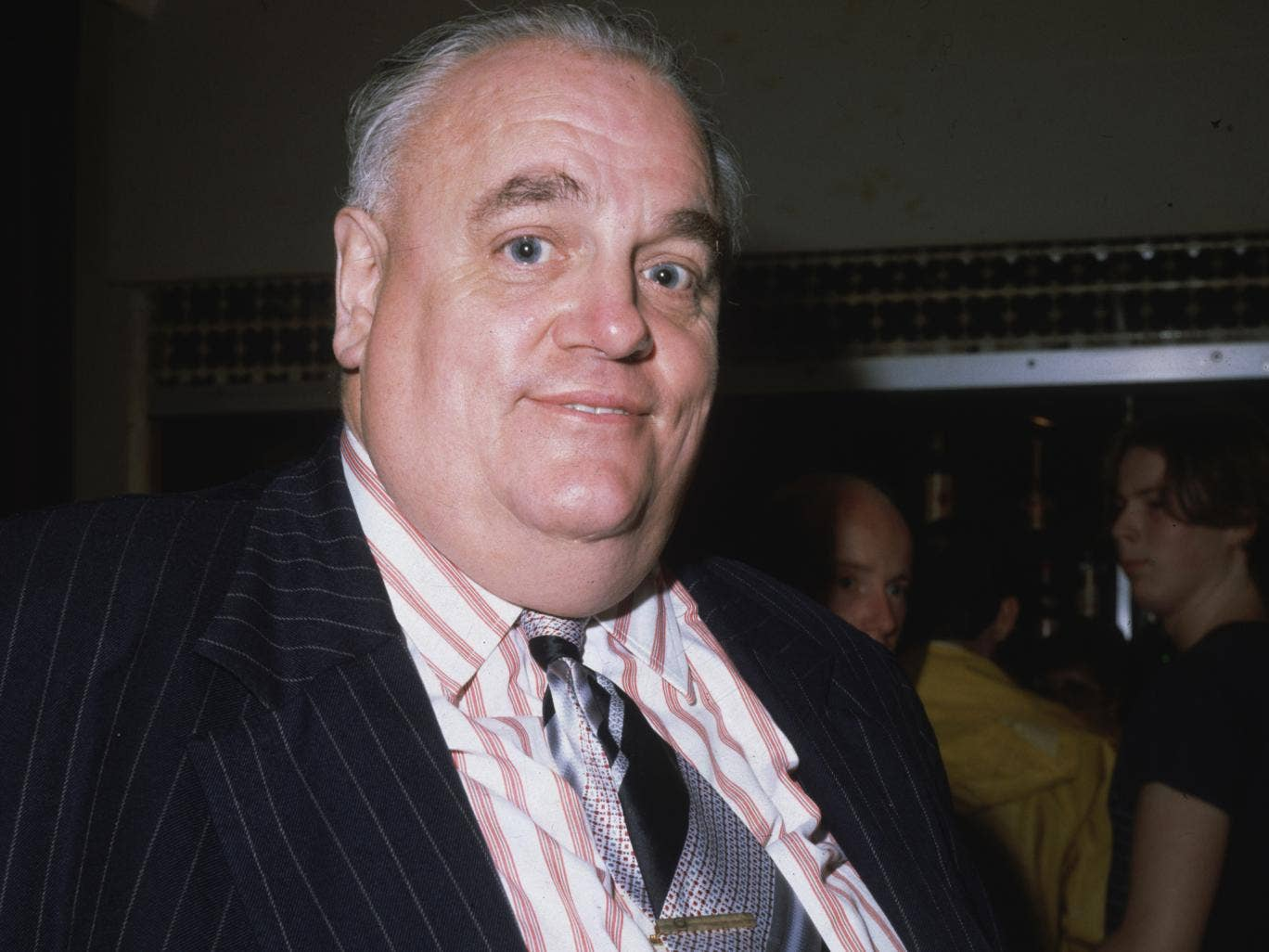 Sir Cyril Smith was MP for Rochdale from 1972 to 1992