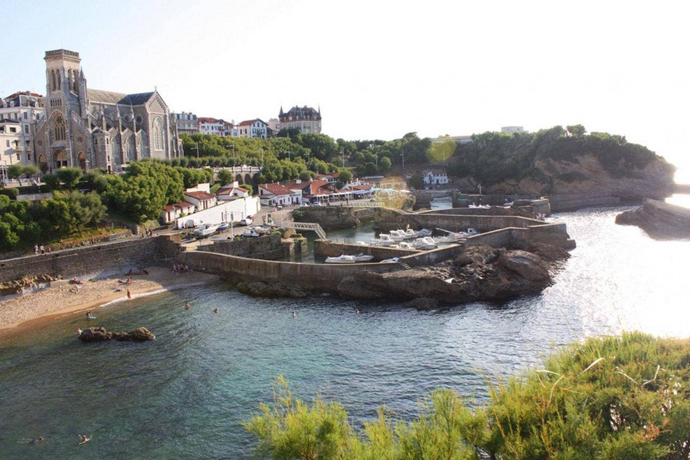 Famous for its surfing and swagger, Biarritz might have once been seen as the playground for the rich, but the French coastal town is proving popular with water sports enthusiasts and is the home to many cultural and music related events. The main beach c