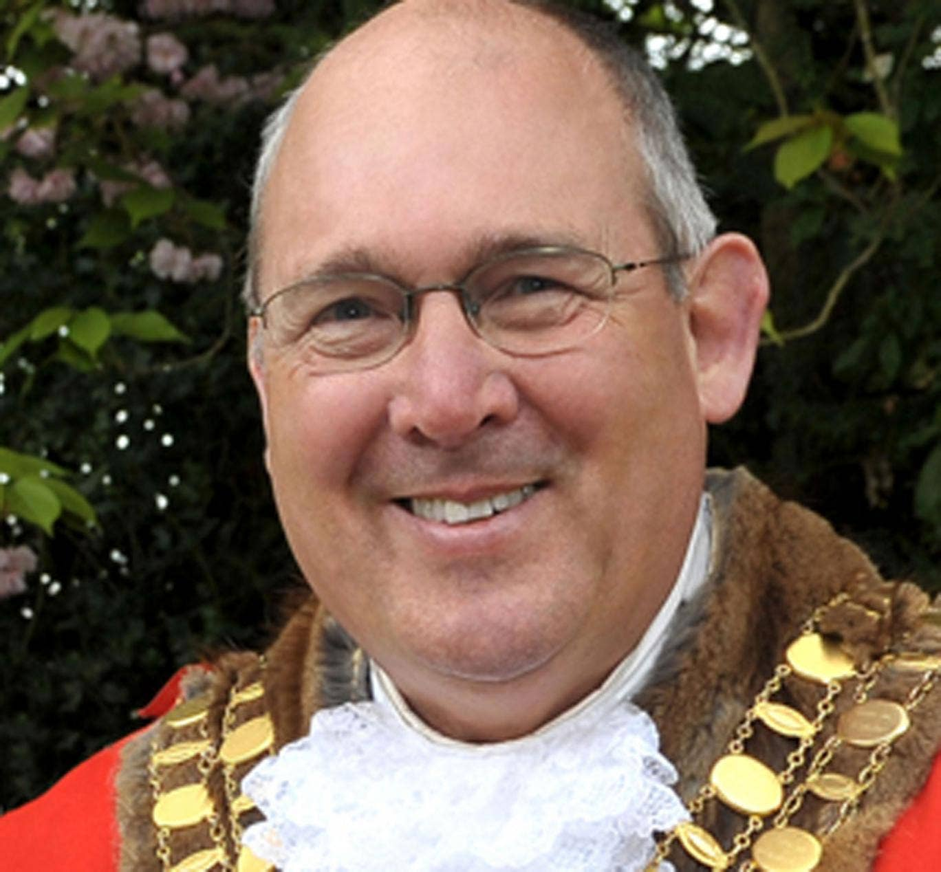 Mayor of Swindon Nick Martin was forced to apologise over comments about disabled people