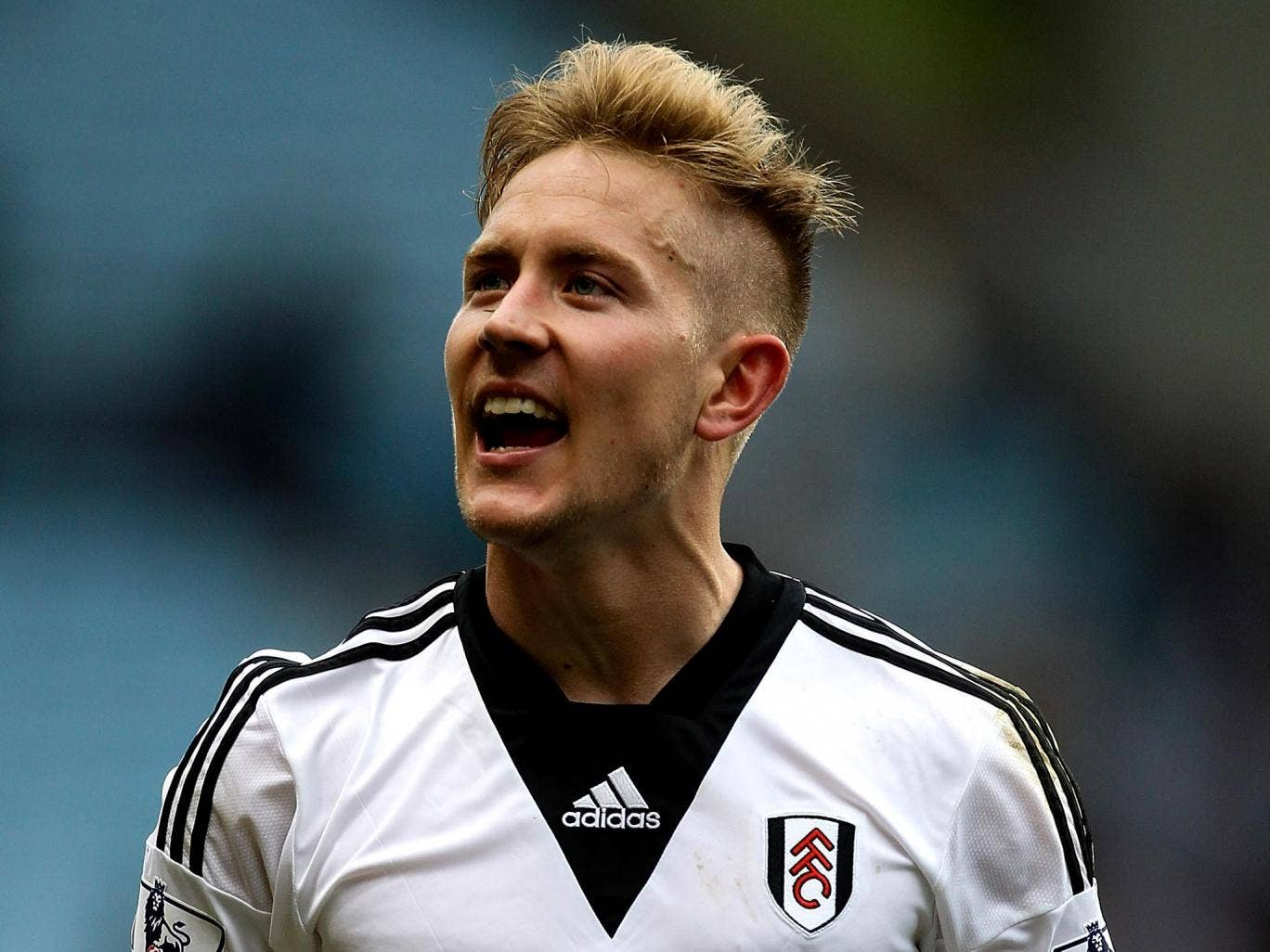 Tottenham midfielder Lewis Holtby, on loan with Fulham, is hoping the Cottagers beat his parent club in order to avoid relegation