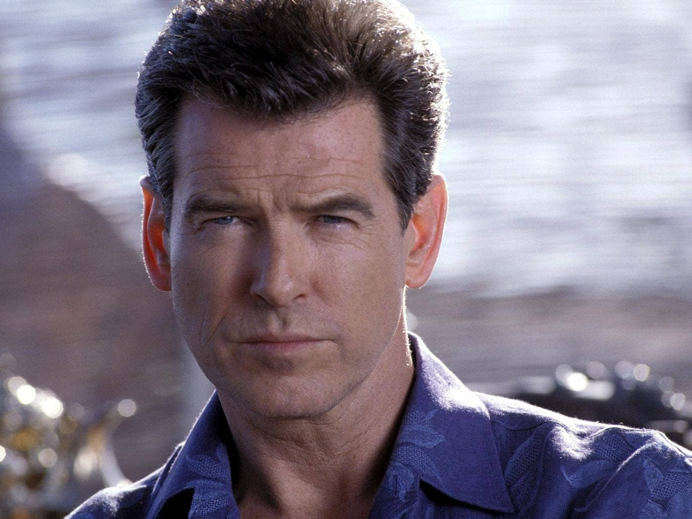 Pierce Brosnan claims ...