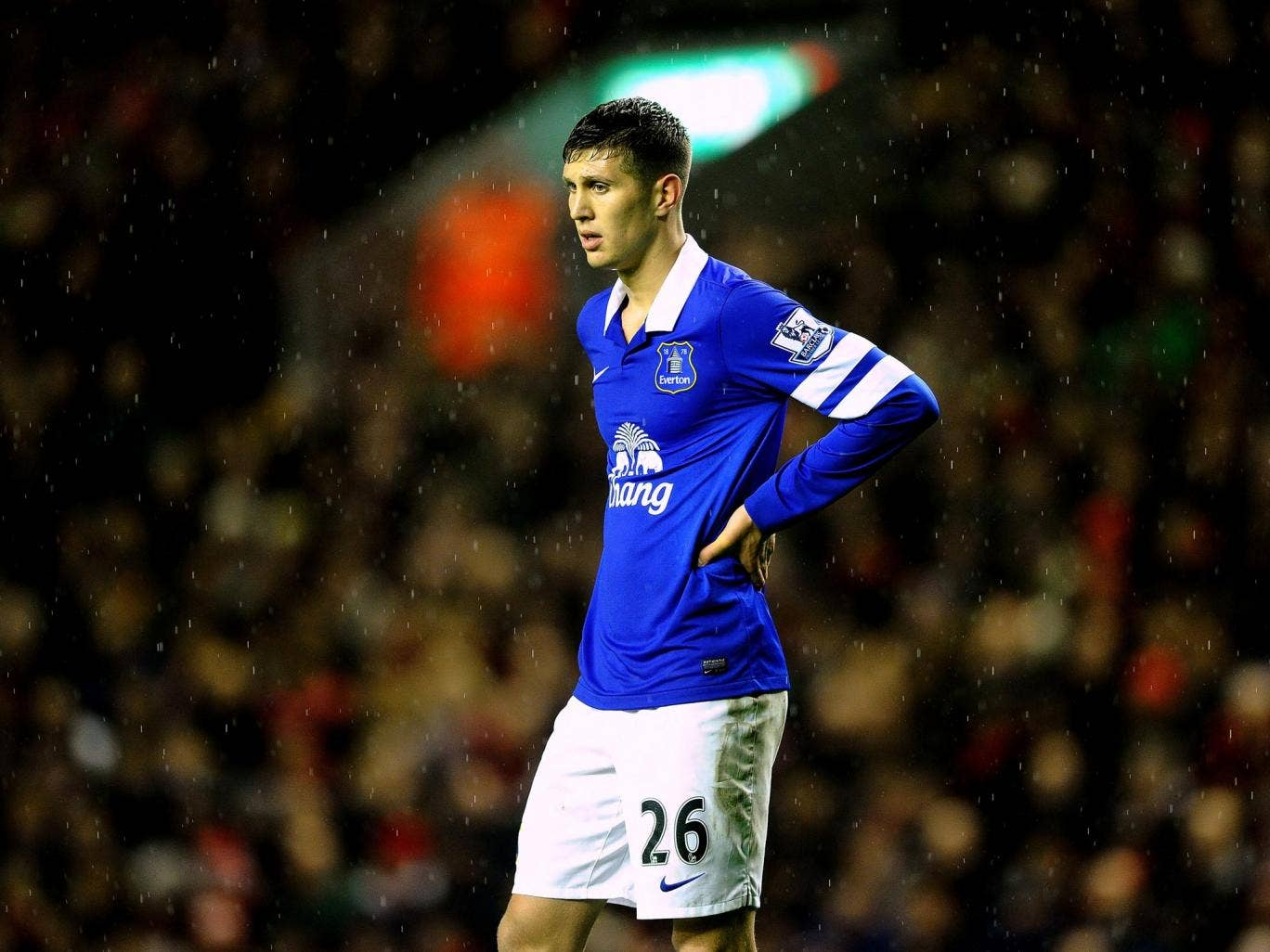 Everton defender John Stones is a reported transfer target for Arsenal and Chelsea