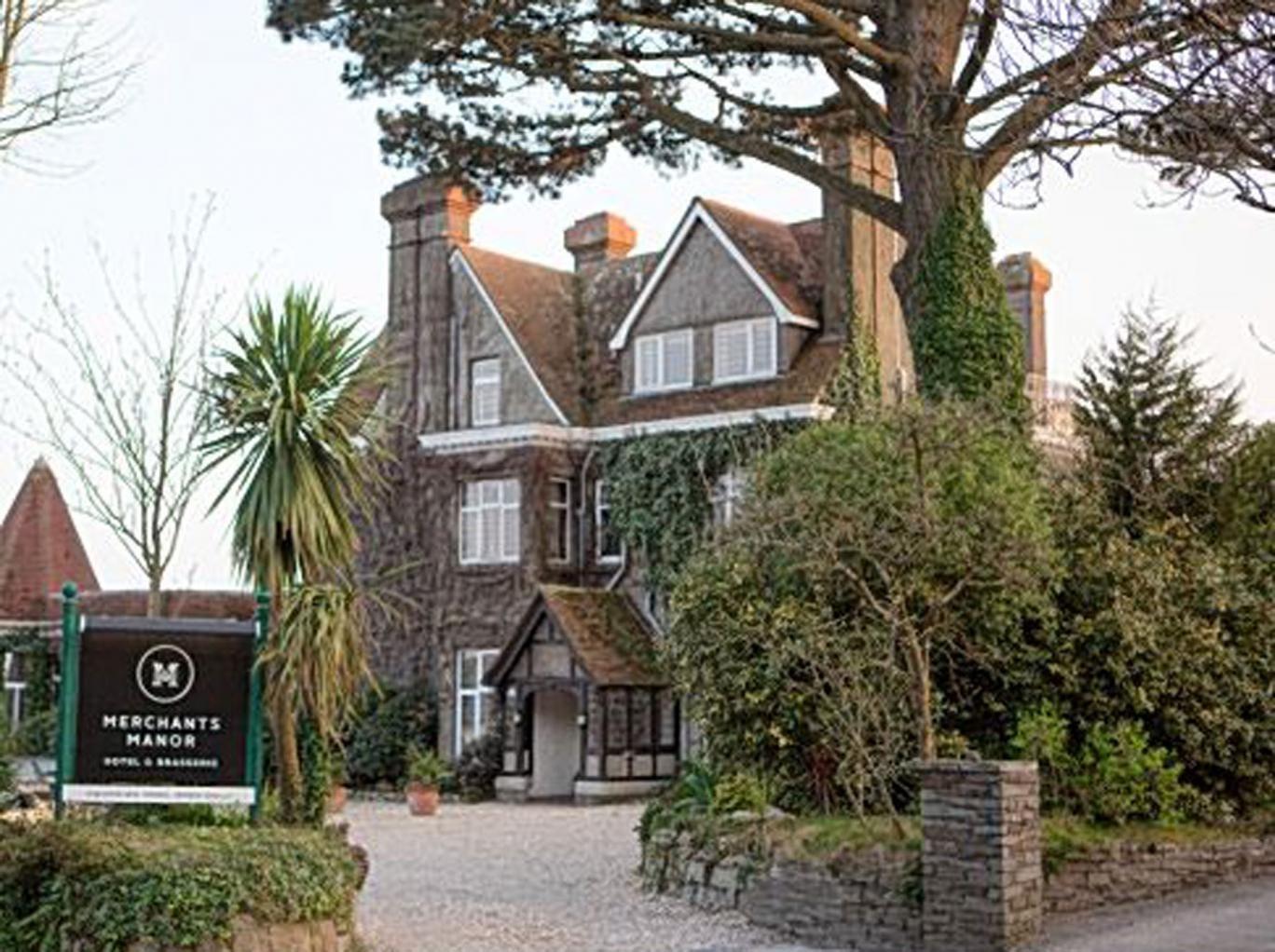 Easter escape: Merchants Manor, near Falmouth