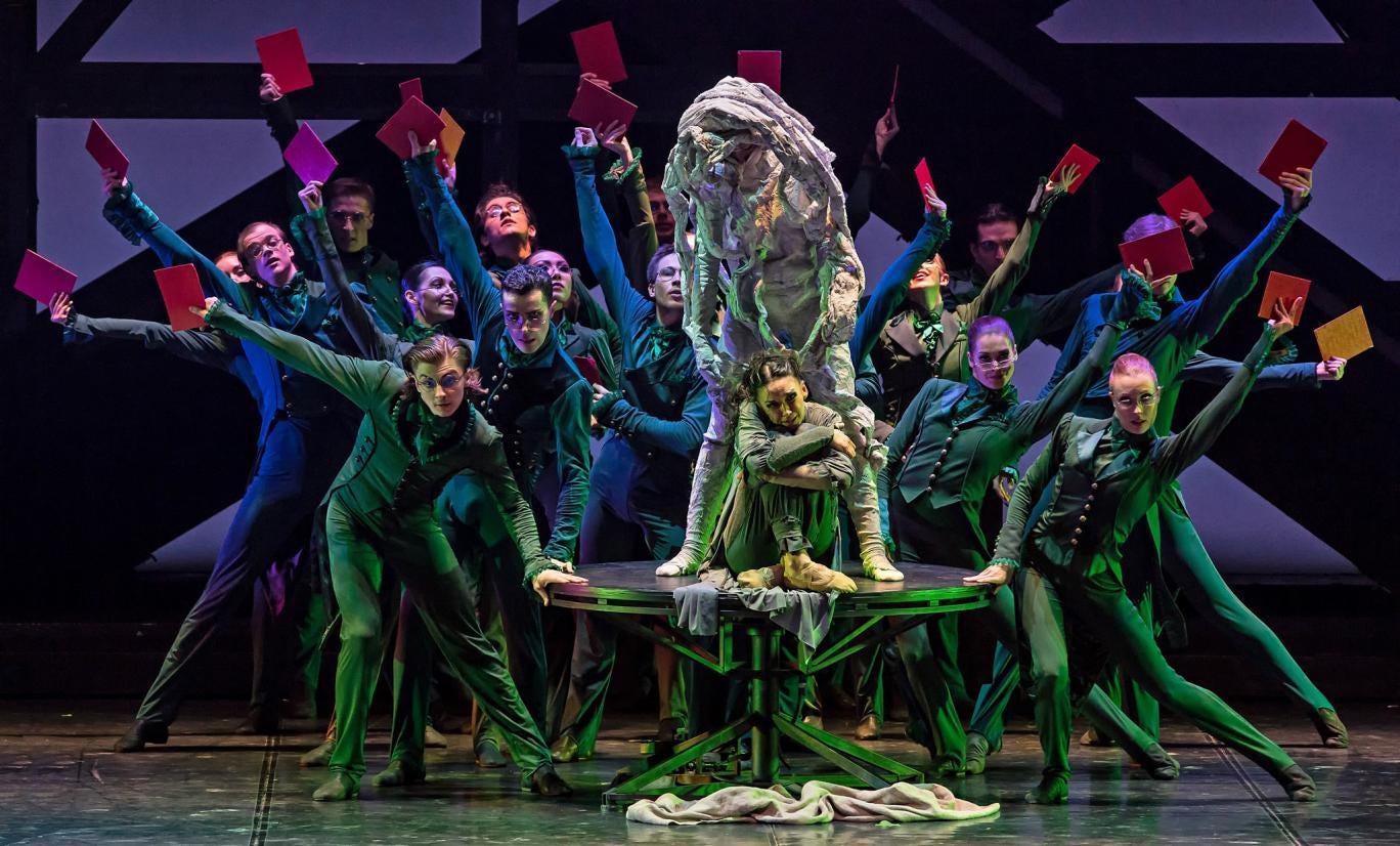 Eifman Ballet in 'Rodin'