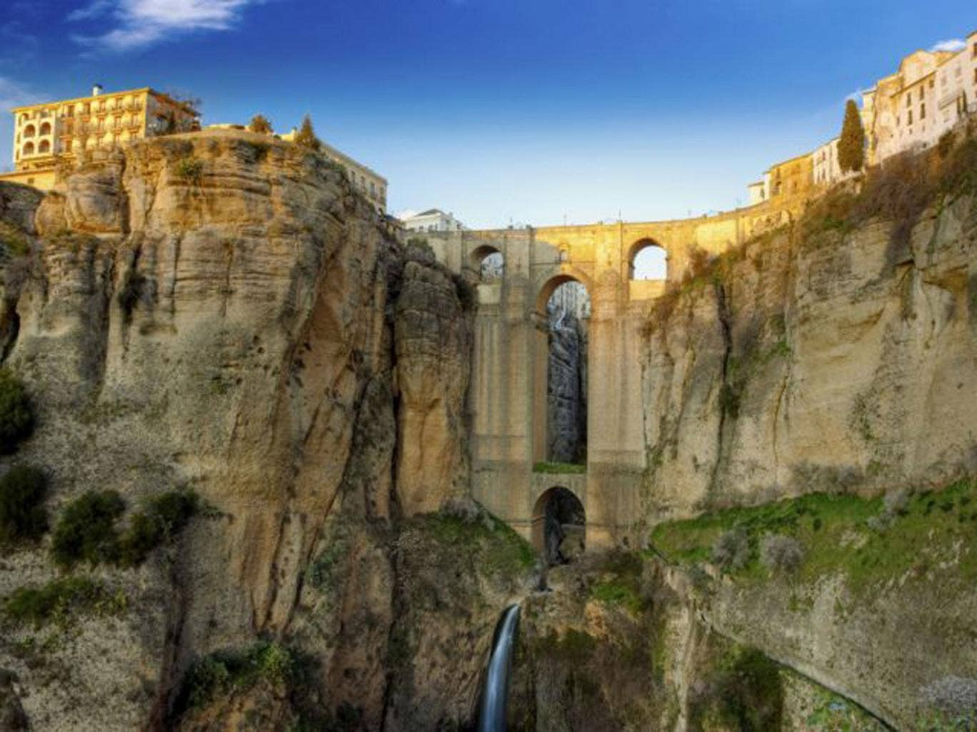 High point: visitors love Ronda