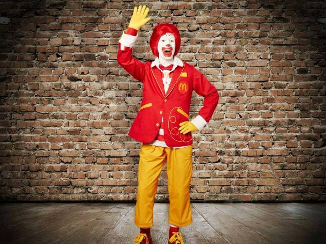 It's hoped Ronald McDonald's new image will eclipse the old
