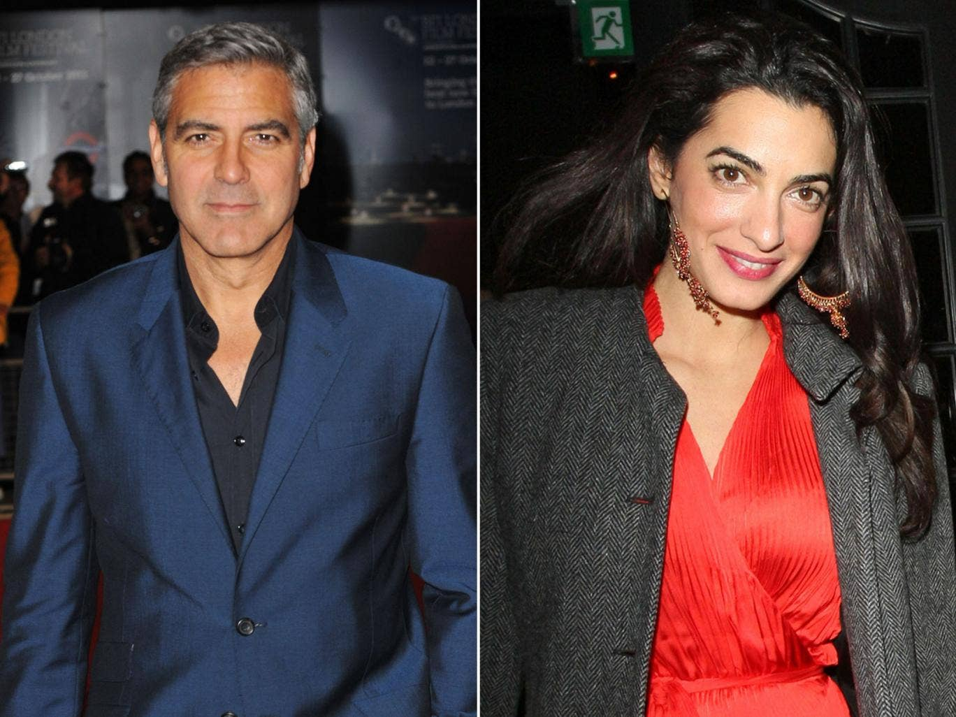 George Clooney and Amal Alamuddin are reportedly engaged