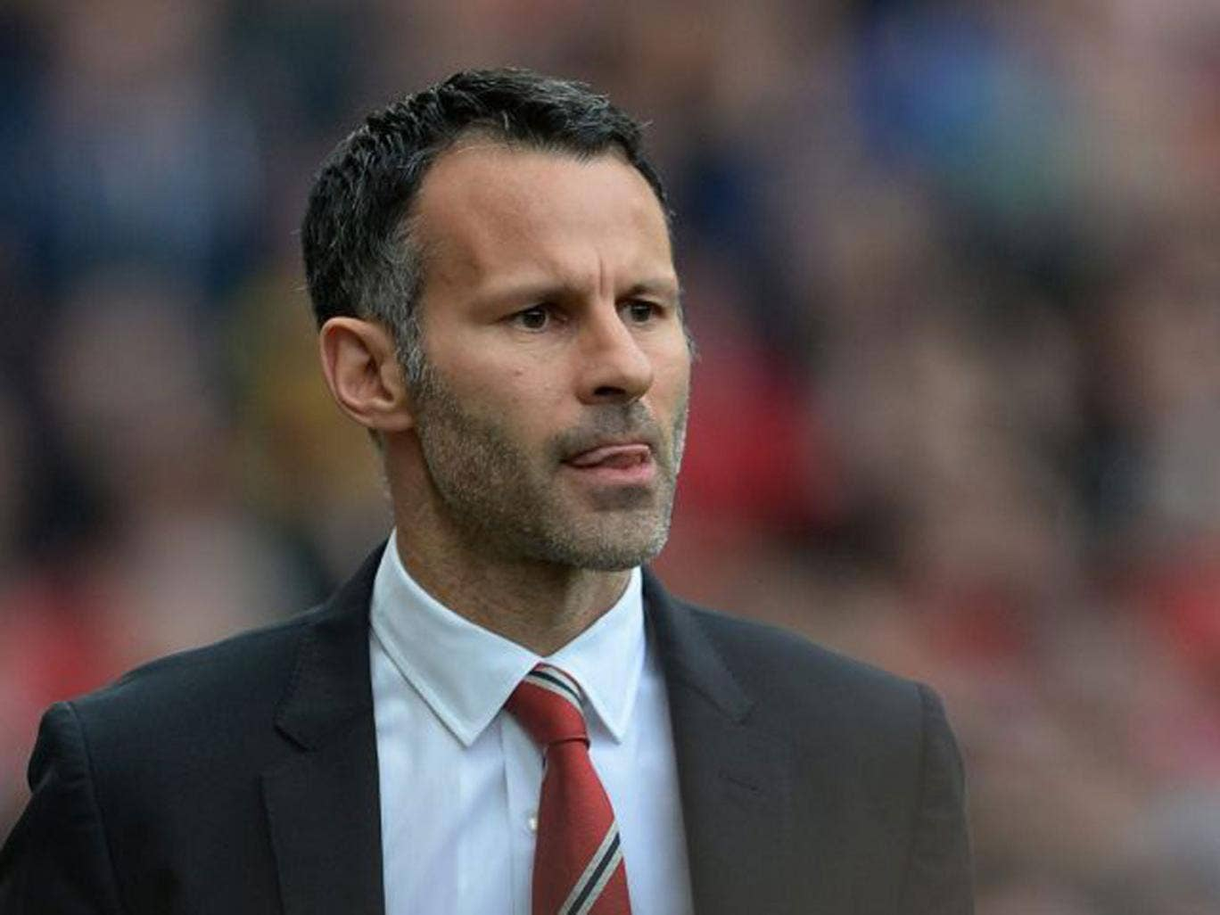 The support for Ryan Giggs to lead Manchester United full time is growing
