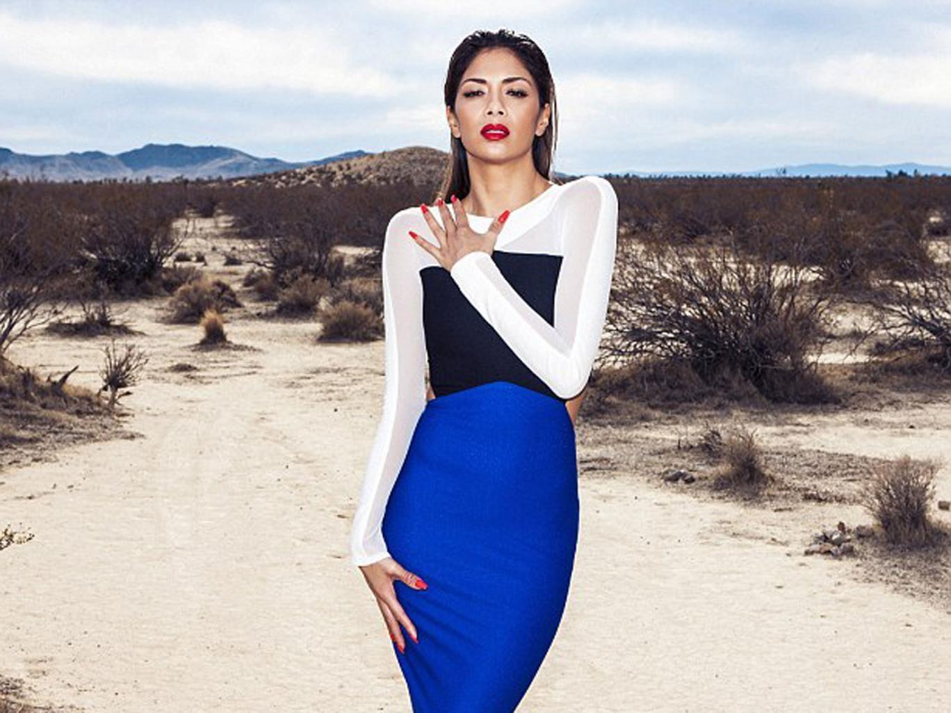 Missguided sells a range designed by former Pussycat Dolls singer and X Factor judge Nicole Scherzinge