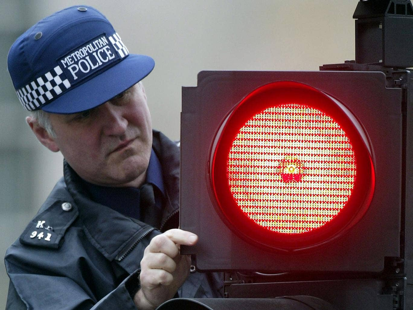 A malicious hacker could manipulate traffic lights to cause jams and alter speed limits, an expert has claimed