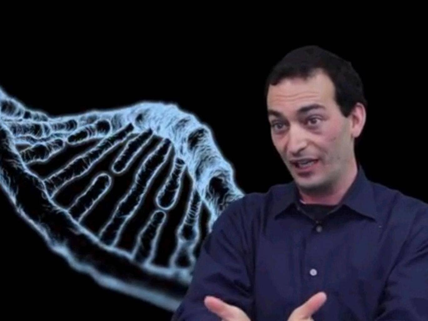 Eran Elhaik of the University of Sheffield has said that DNA could be used to trace the location of a person's ancestors