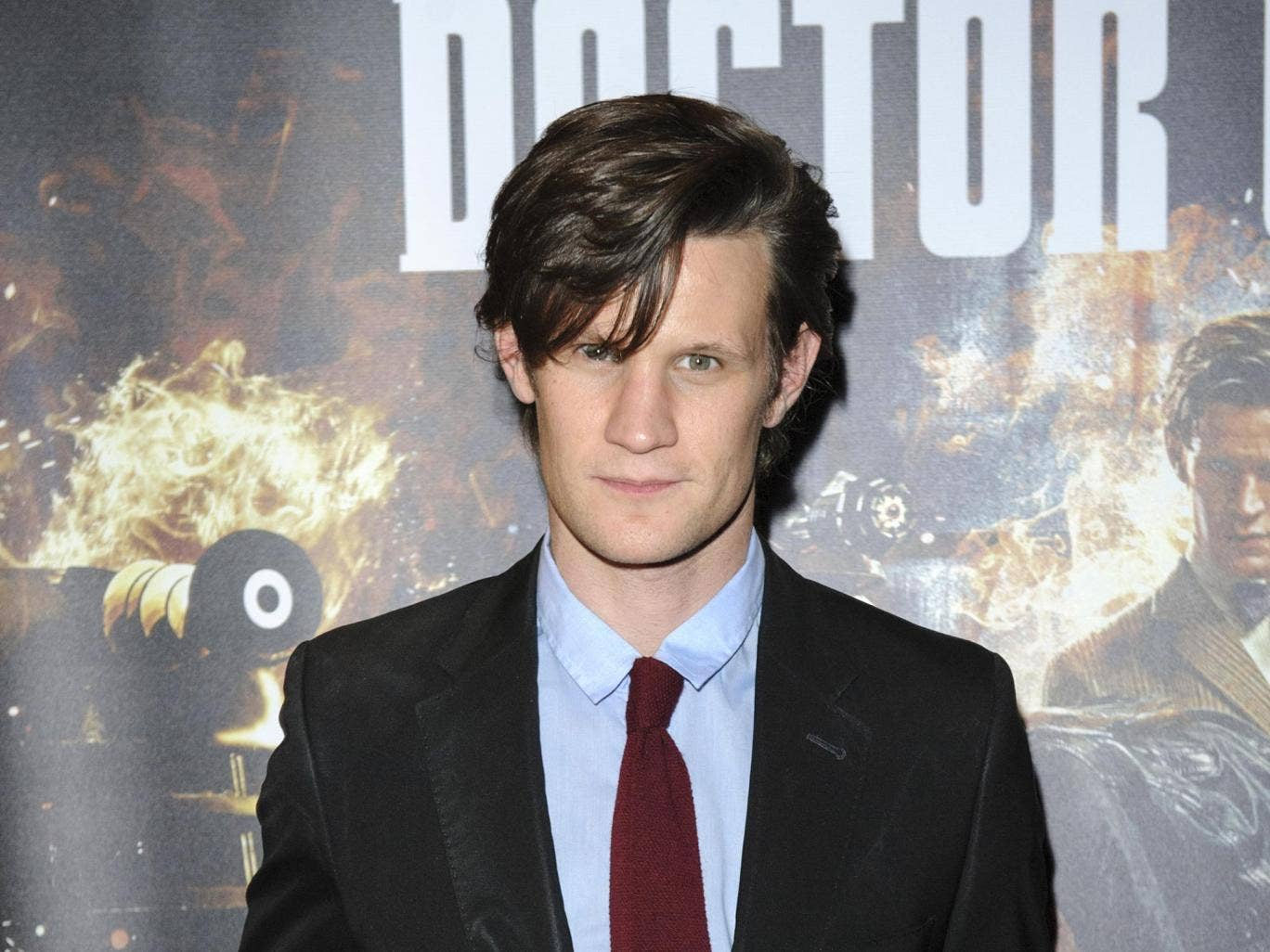 Matt Smith will be starring in the film of 'The Terminator' franchise