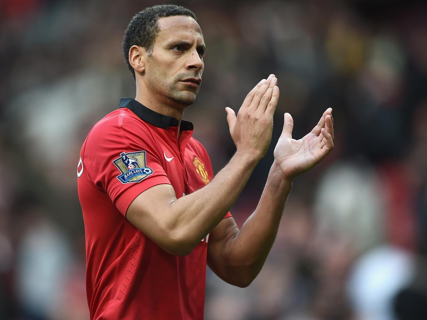 Rio Ferdinand has revealed his intention to continue his playing career with Manchester United