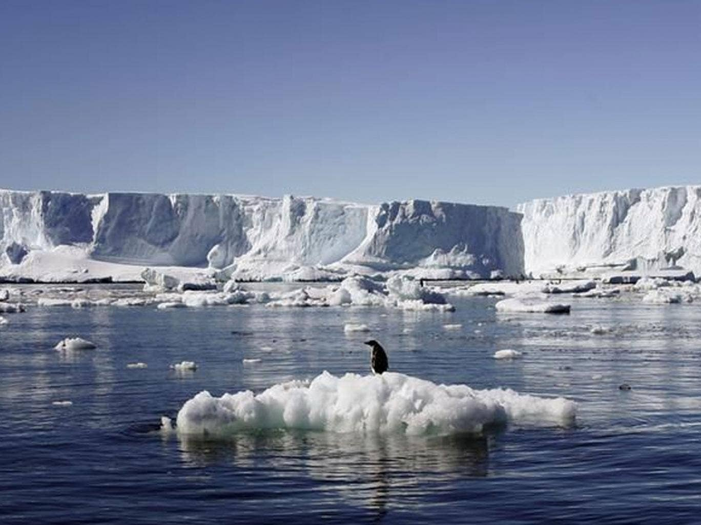 The melting of a small area of East Antarctica could lead to sea level rise for thousands of years